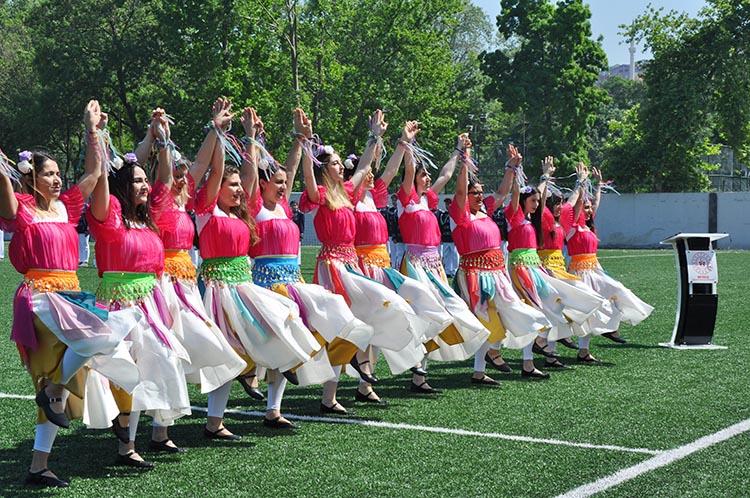 Beykoz'da 19 Mayıs Gençlik ve Spor Bayramı