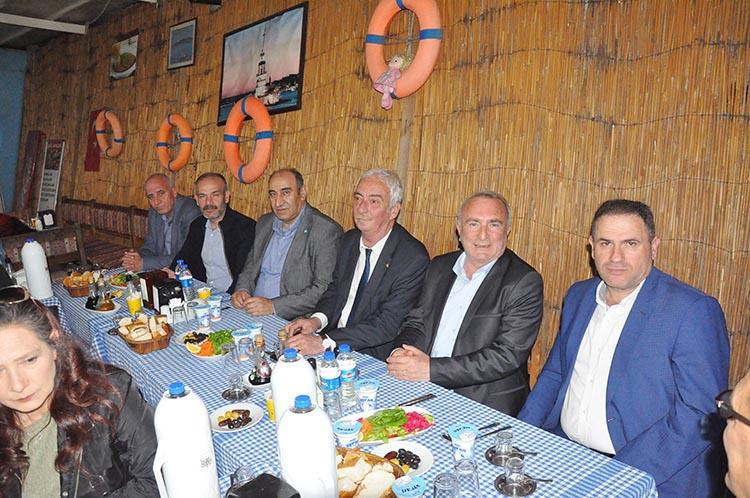 Beykoz'da İstanbul için Millet İttifakı kuruldu