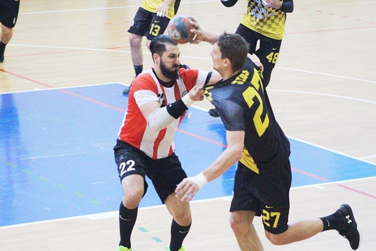 Beykoz Belediyespor galibiyetle noktaladı: 33-22