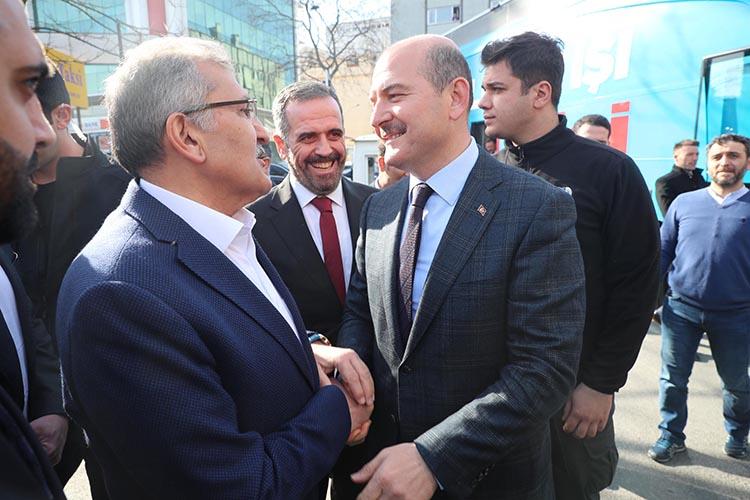Süleyman Soylu geceyi Beykoz'da geçirecek