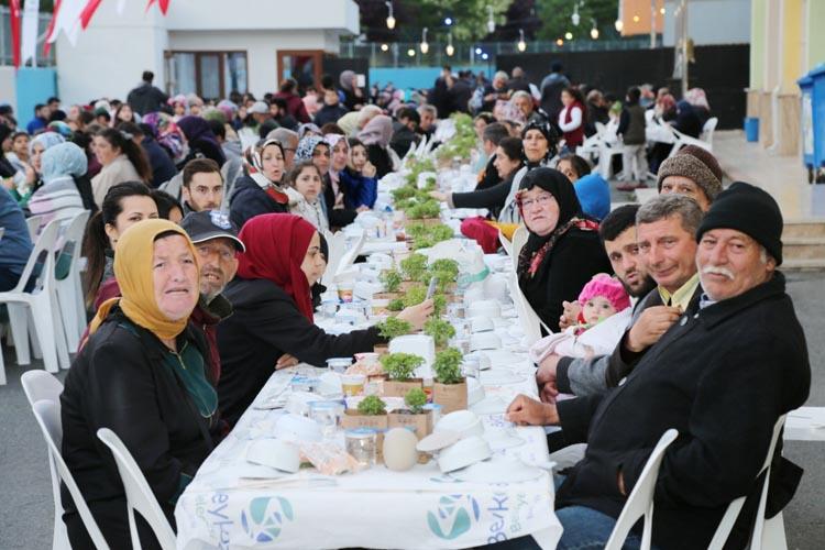 Beykoz sokak iftarları hafta programı
