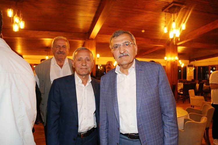 Başkan Murat Aydın spor kulüplerini sahurda ağırladı