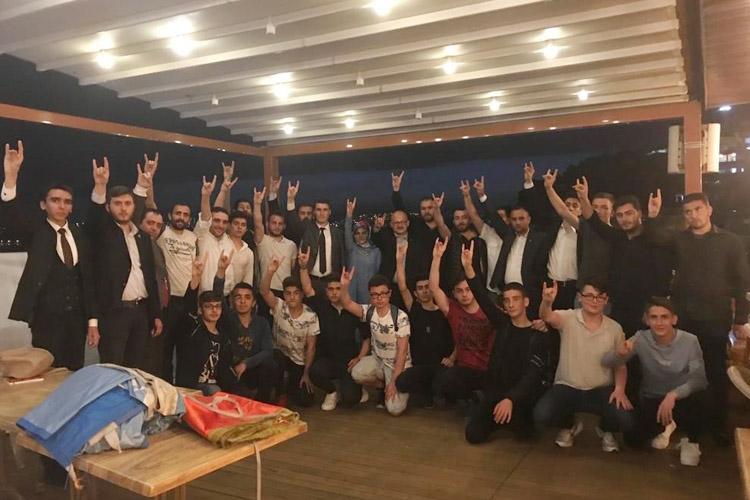 Beykoz'dan Tunceli Belediye Başkanına uyarı