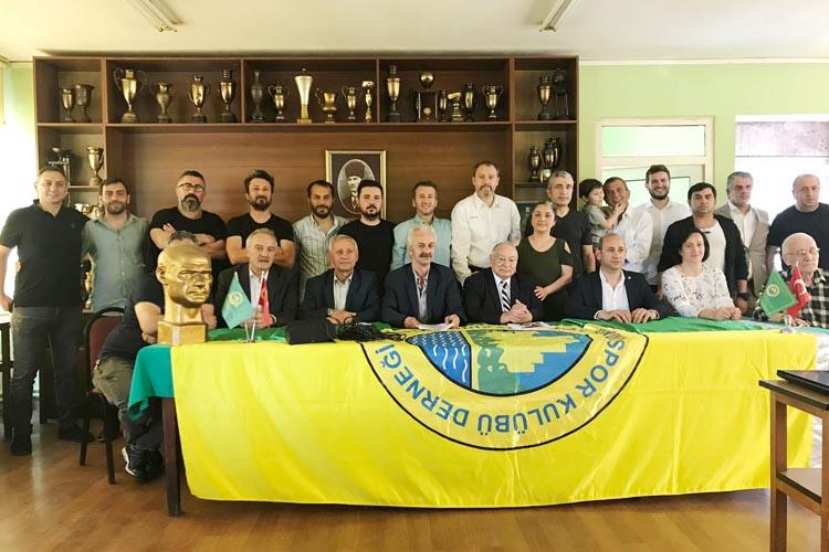 Beykoz'un tarihi kulübü kongre yaptı