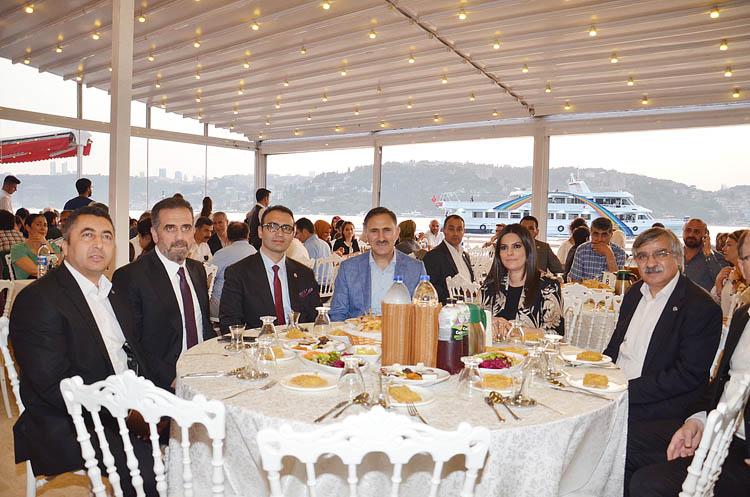 AK Parti Genel Başkan Yardımcısı Beykoz'da konuştu