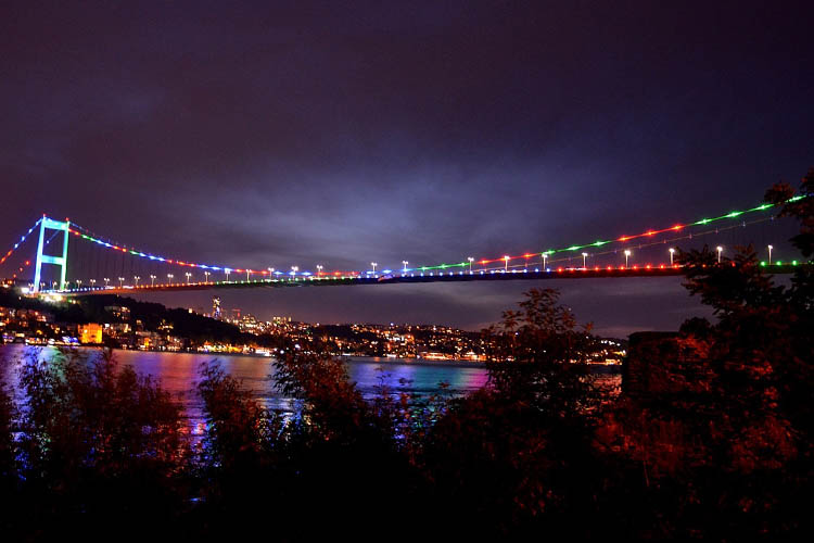 Azerbaycan'ın yıldönümü etkinlikleri Beykoz'da