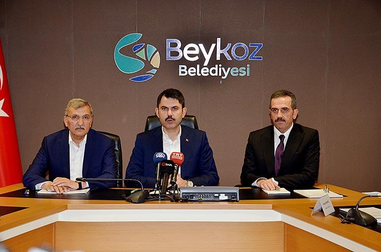 Beykoz'da 10 bin konut dönüştürülecek