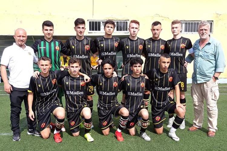 Beykoz U16 takımı galibiyetle başladı