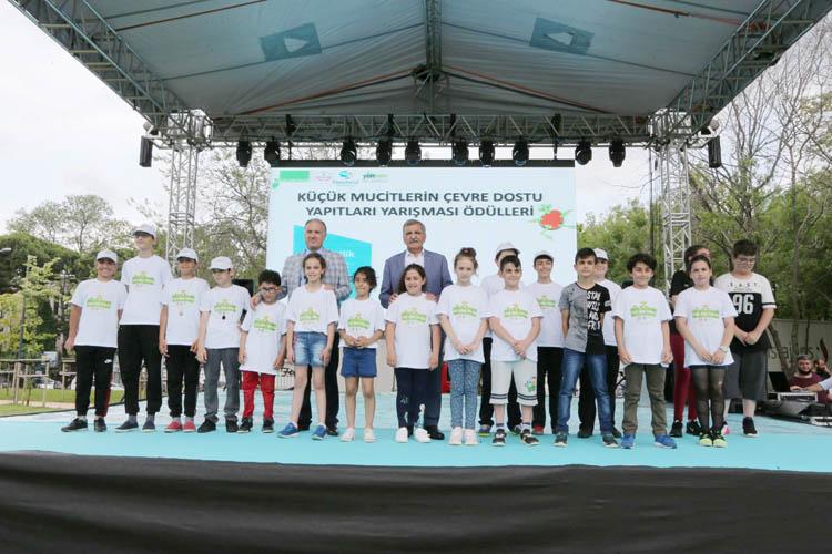 Beykoz Küçüksu Çayırı'nda renkli Çevre Festivali