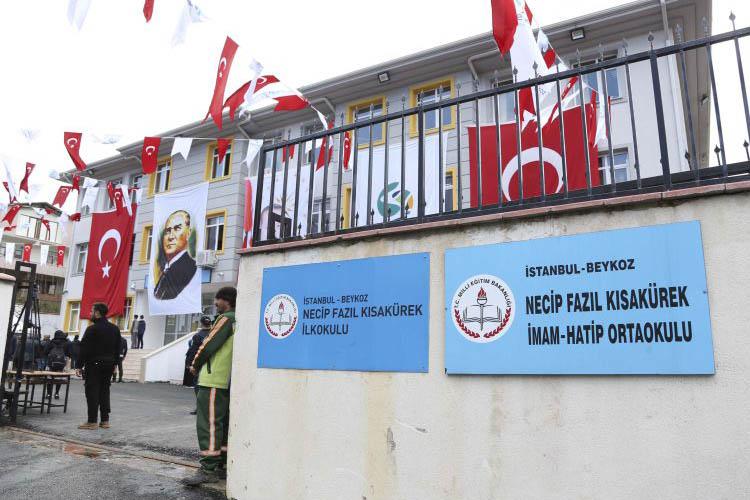 Beykoz'da hem okul, hem hafızlık