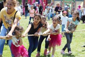 Beykoz Çevre Festivali'nde renkli görüntüler