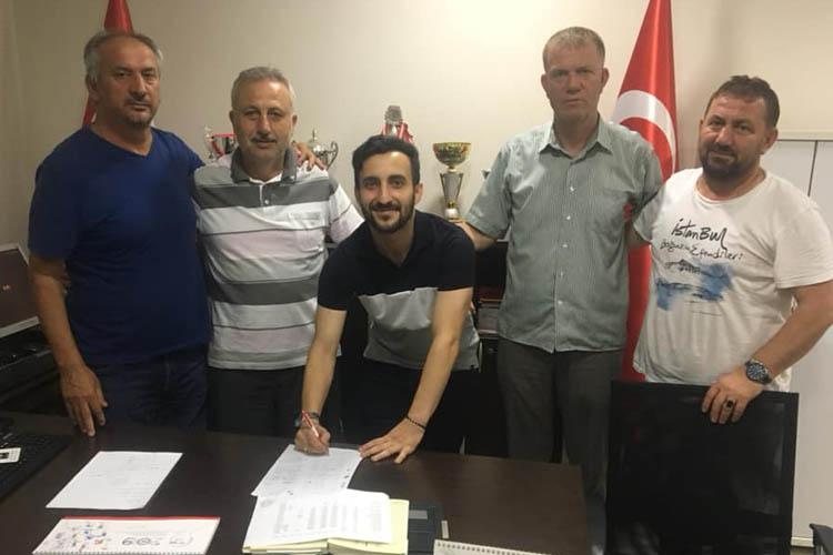 Çavuşbaşıspor'da anlaşmalar peş peşe