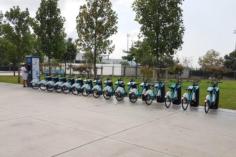 Beykoz'da bisikletli ulaşım başlıyor