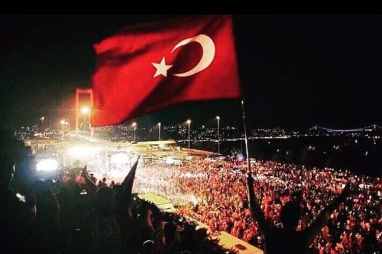 Beykoz'da 15 Temmuz Demokrasi ve Şehitler Turnuvası