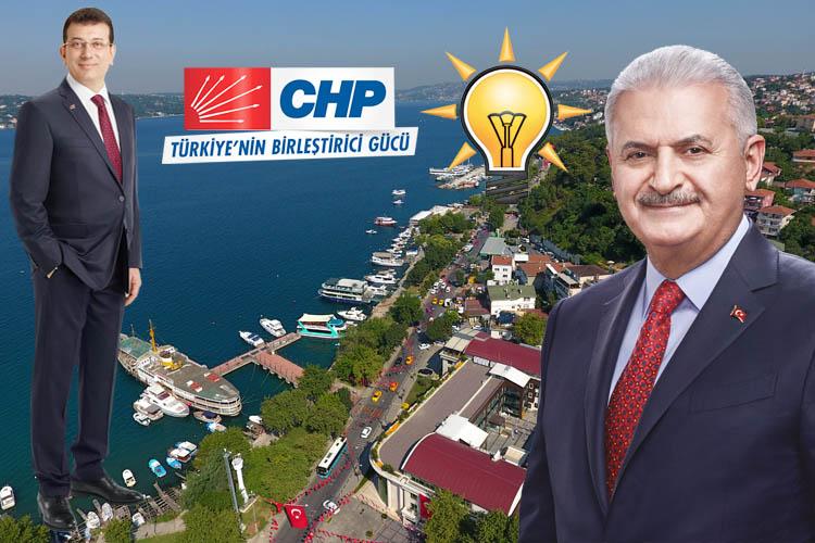 AK Parti Beykoz'da gücünü koruyamadı