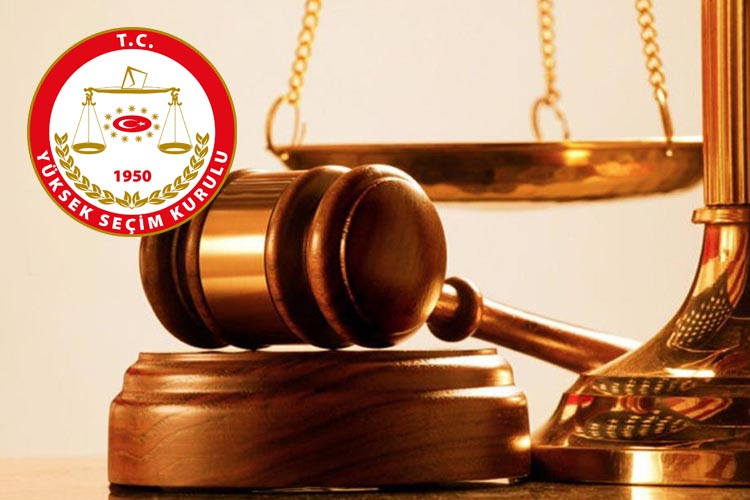 Beykoz İlçe Seçim Kurulu'ndan yanlış mühür kararı
