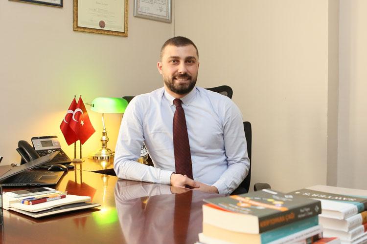 Beykoz Belediyesi'nin akademisyen müdürü