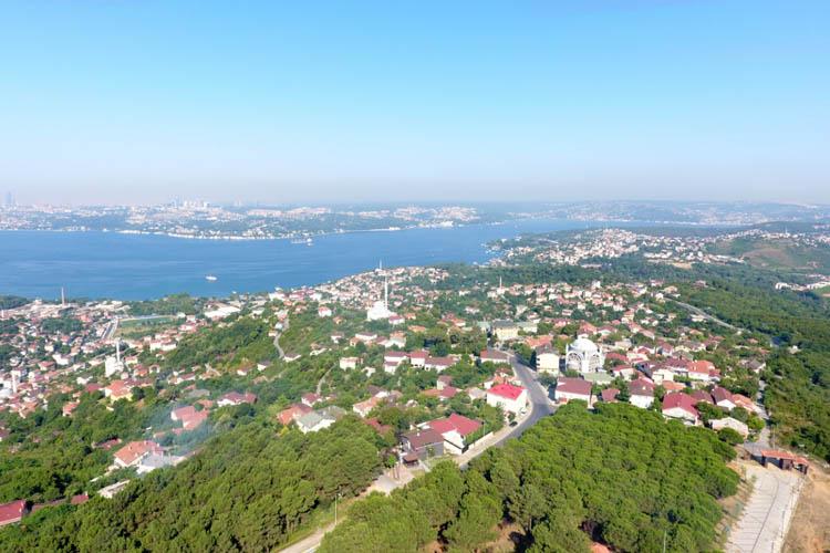 İstanbul, Beykoz'dan seyredilecek
