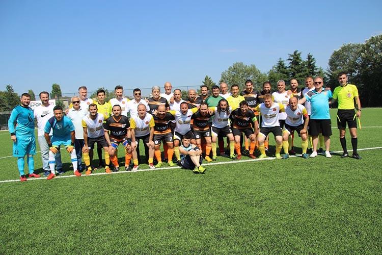 Beykoz'da 15 Temmuz Turnuvası'nda son durum