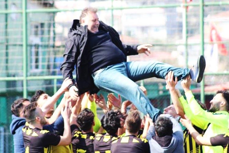 Gökhan Karagöz Beykoz'dan desteğini çekti