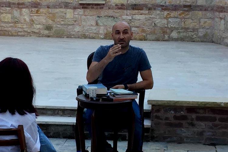 Beykoz'da modern şiir konuşmaları