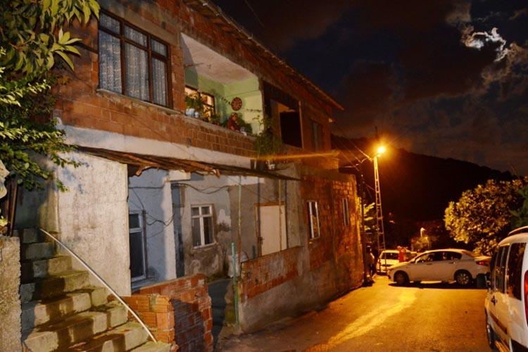 Beykoz Tokatköy'de iki katlı binada kundaklama