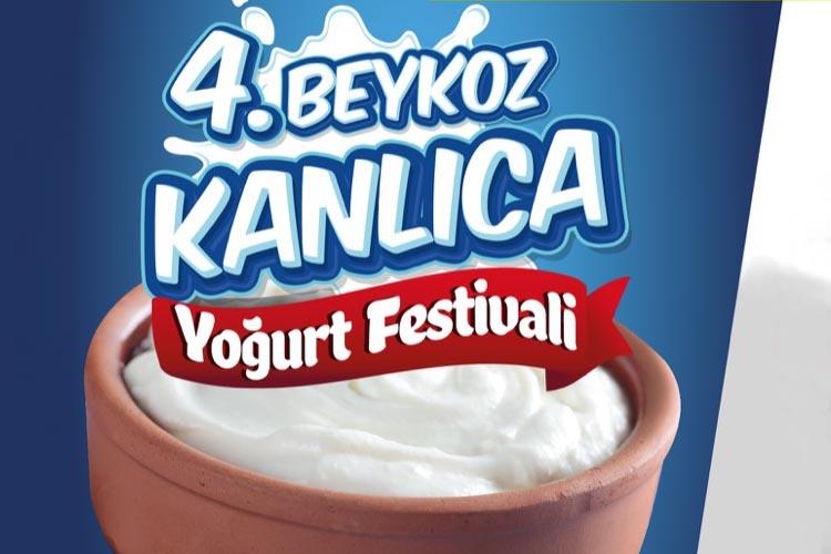 Dördüncü Kanlıca Yoğurt Festivali Pazar günü