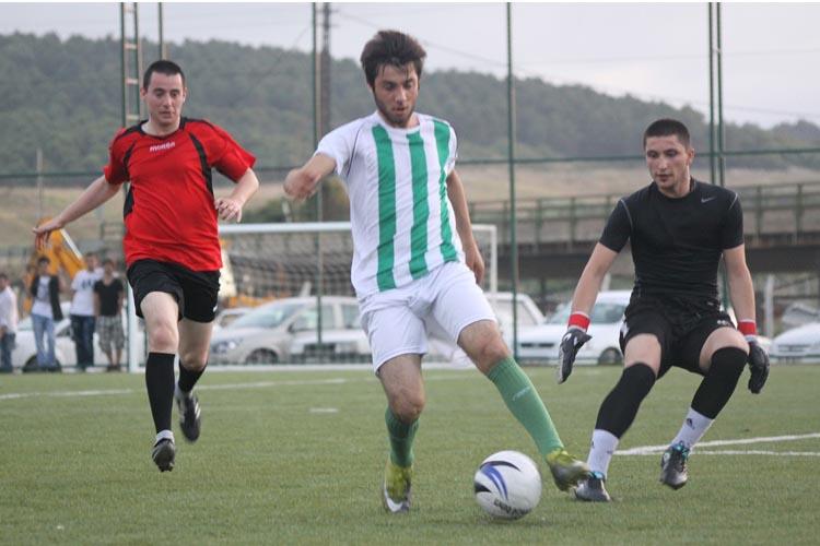 Beykoz Köyler Arası Turnuva Grupları belli oldu