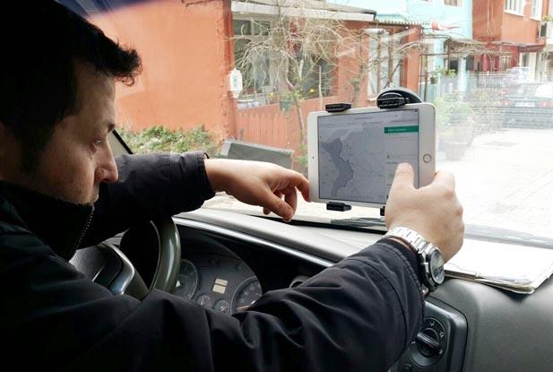 Beykoz'da interaktif çözümler hayatı kolaylaştırıyor