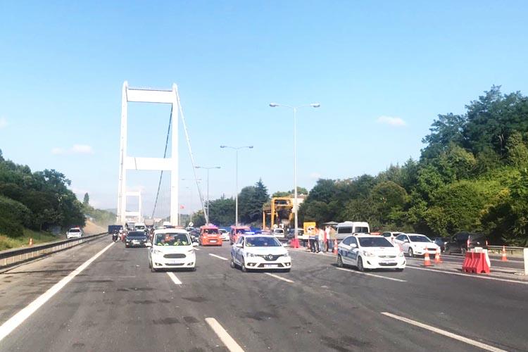 Beykoz'da trafik çilesi erken bitti