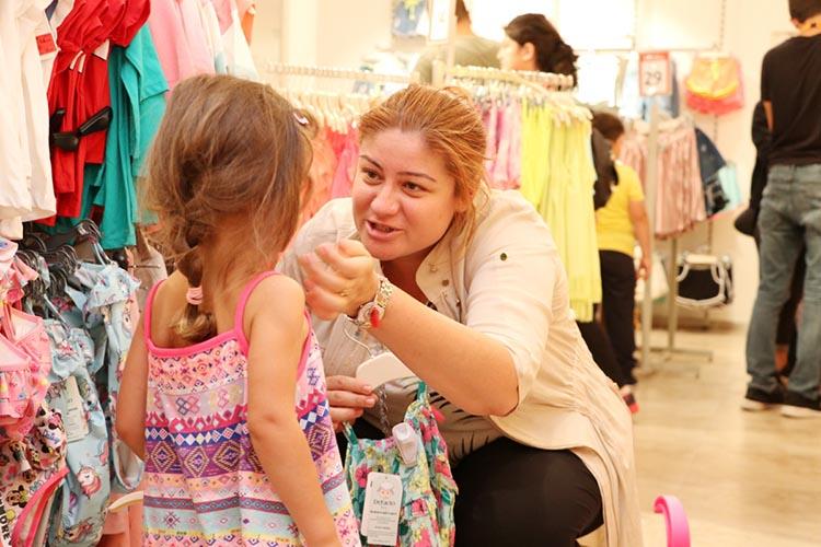 Beykoz'da çocukların bayram sevinci