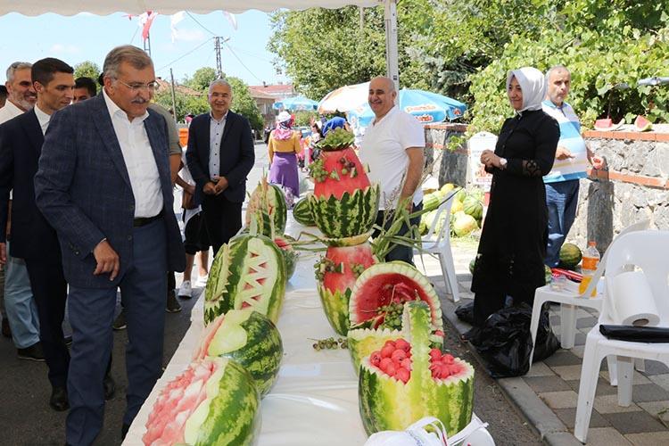 Beykoz'un yeni kazanımı Karpuz Festivali