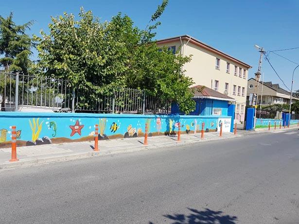 Beykoz Belediyesi okulları yeni öğretim yılına hazırlıyor