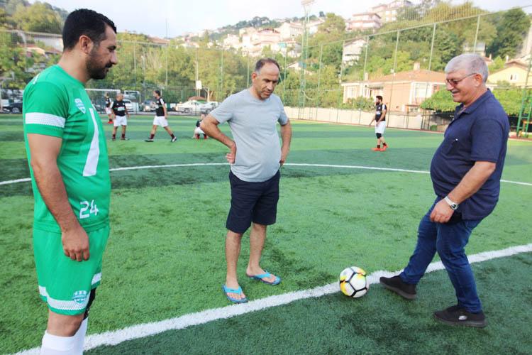 Kelle İbrahim Turnuvası'nda ilk günde 20 gol