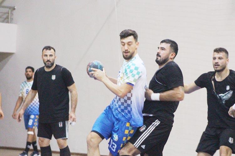 Beykoz Belediyesi Beşiktaş'ı 3. hazırlıkta devirdi