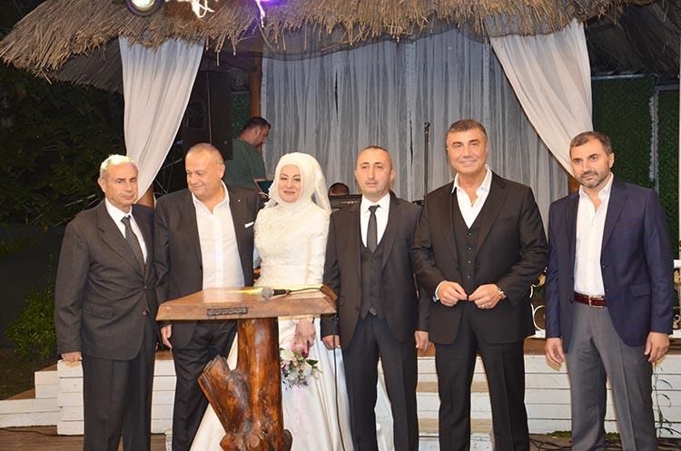 Sedat Peker Beykoz'da Armağan ailesini yalnız bırakmadı