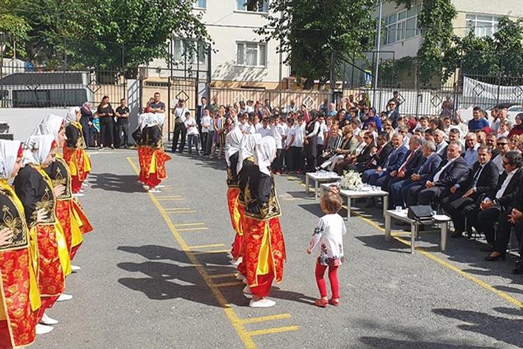 Beykoz'da eğitim camiası yeni dönemin açılışını yaptı