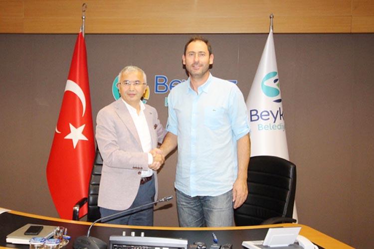 Beykoz Belediyespor'da imzalar atıldı