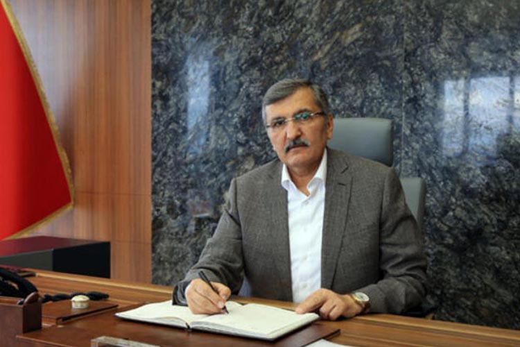 Beykoz Belediye Başkanı Murat Aydın geç kaldı