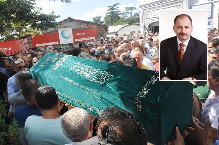 Kavacık'ın beyefendisi Mustafa Güngör ebediyete uğurlandı