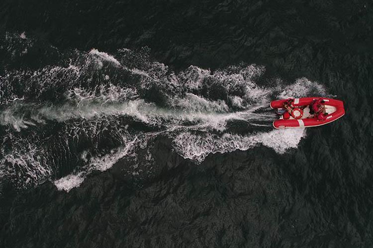 Beykoz Anadolukavağı'nda kayıp balıkçı aranıyor