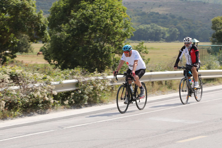 Hareketlilik Haftasına Beykoz bisikletiyle katılacak