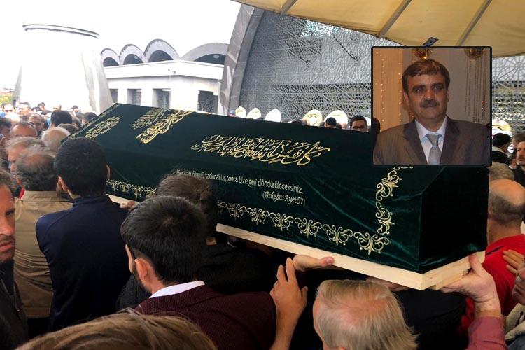 Doktor Barbaros Gürkan ebediyete uğurlandı