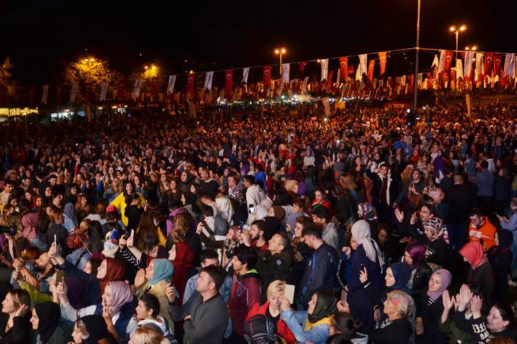 Beykoz'da horon rekoru kırıldı