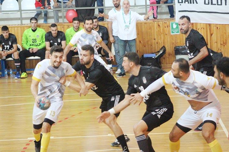 Beykoz Belediyesi ikinci kez kupayı kaçırdı