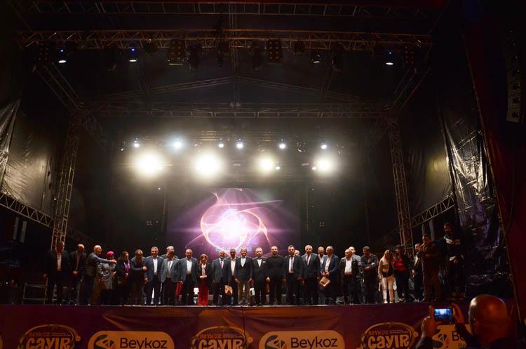 Beykoz Festivali yağmura rağmen devam
