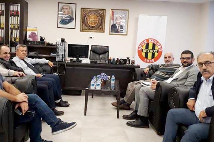AK Partili Meclis üyesinden Beykozspor'a destek