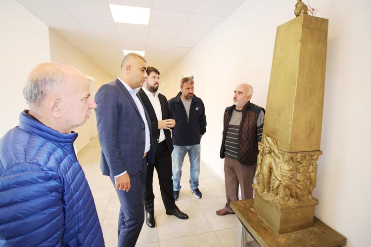 Beykoz Stadı'nın eksiklerini belediye tamamlayacak