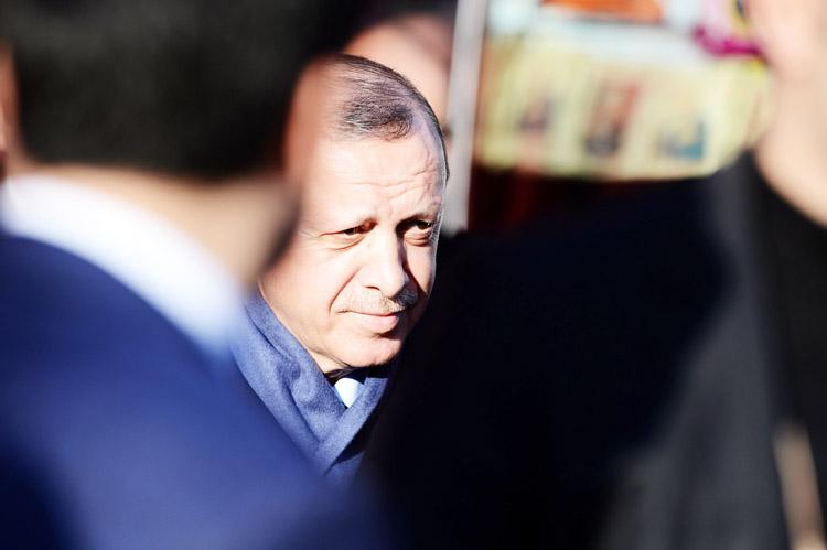 Cumhurbaşkanı Erdoğan'ın Beykoz programında değişiklik