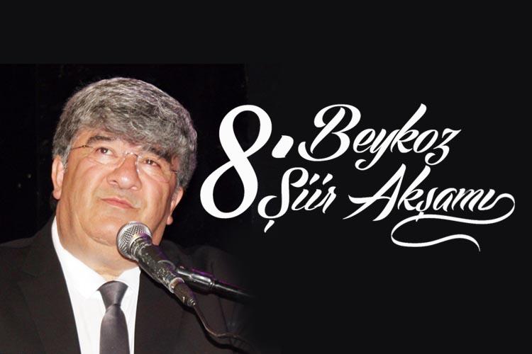 Beykoz'da gelenekselleşen şiir akşamı 4 Ekim de